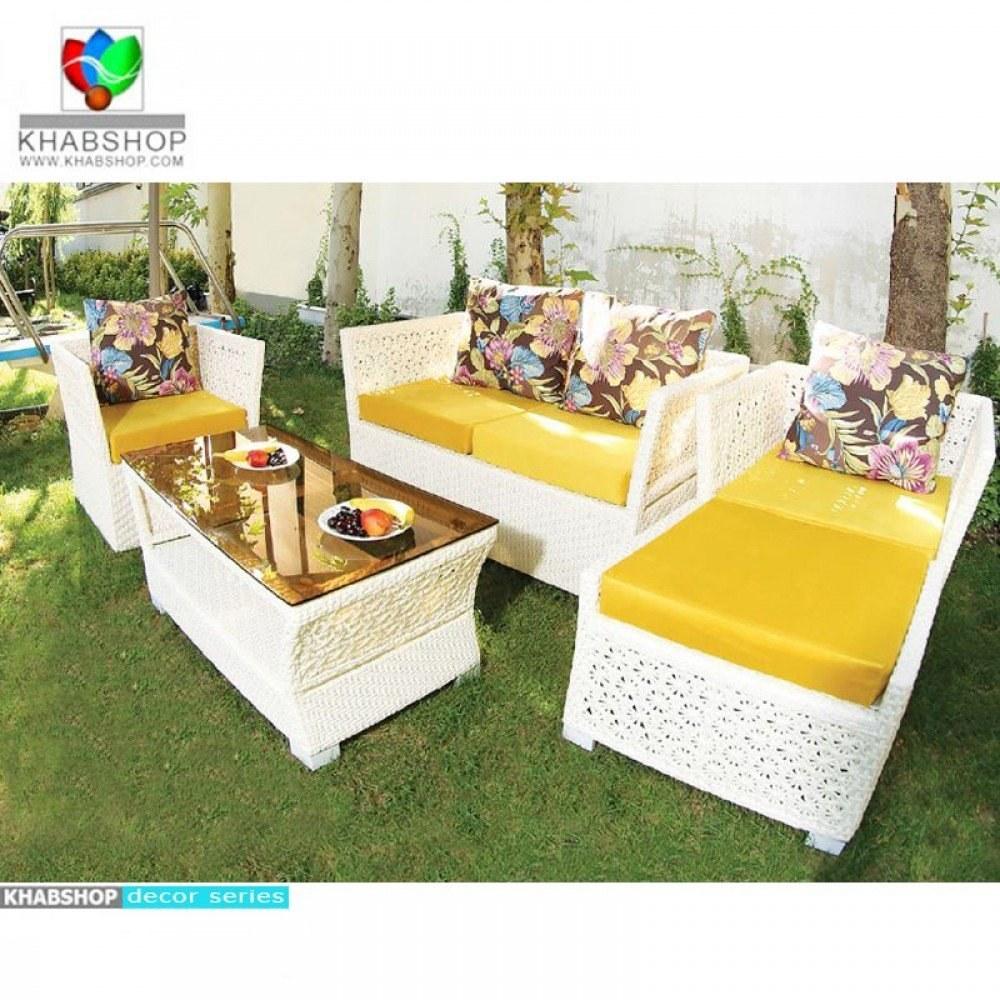 میز و صندلی فضای باز کد 114 |