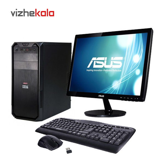 تصویر کامپیوتر دسکتاپ آماده مدل Pentium-G3220