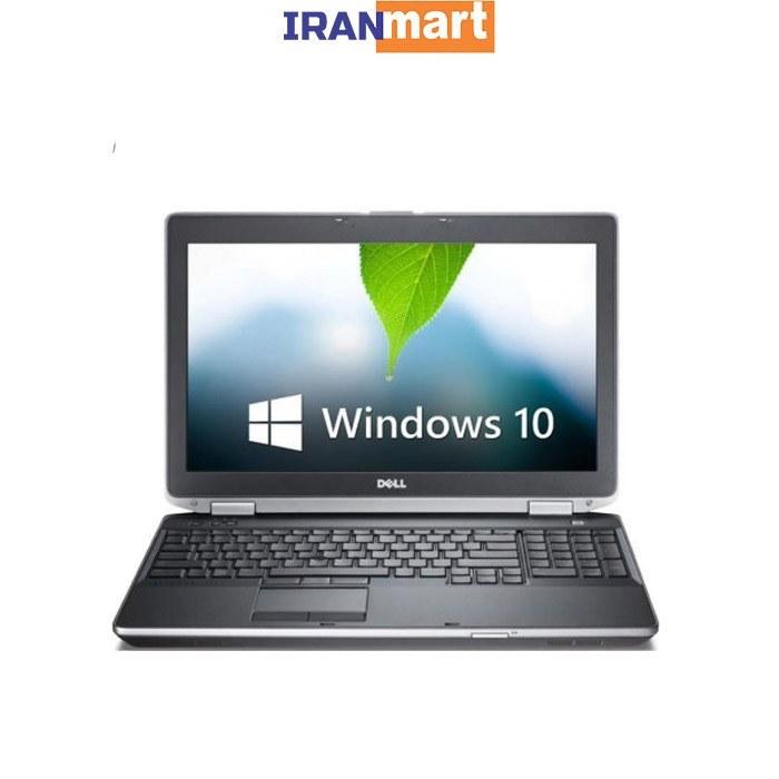 تصویر لپ تاپ دل مدل DELL Latitude E6530- i7 4G 500G 1G