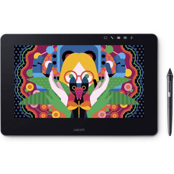 تبلت گرافیکی وکام مدل Cintiq Pro ۱۳ DTH-۱۳۲۰ | Wacom Cintiq Pro 13 DTH-1320 Graphic Table Pen Display