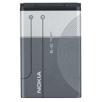 عکس باتری اصلی گوشی نوکیا 1100 مدل BL-5C Battery Nokia 1100 - BL-5C باتری-اصلی-گوشی-نوکیا-1100-مدل-bl-5c