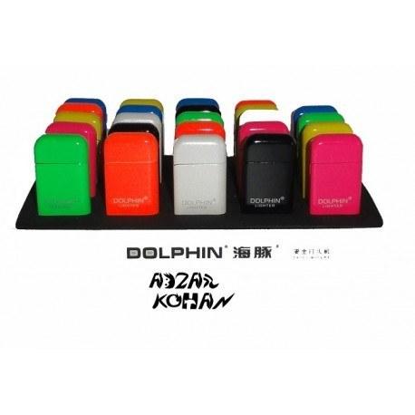 فندک جیبی مدل دلفین