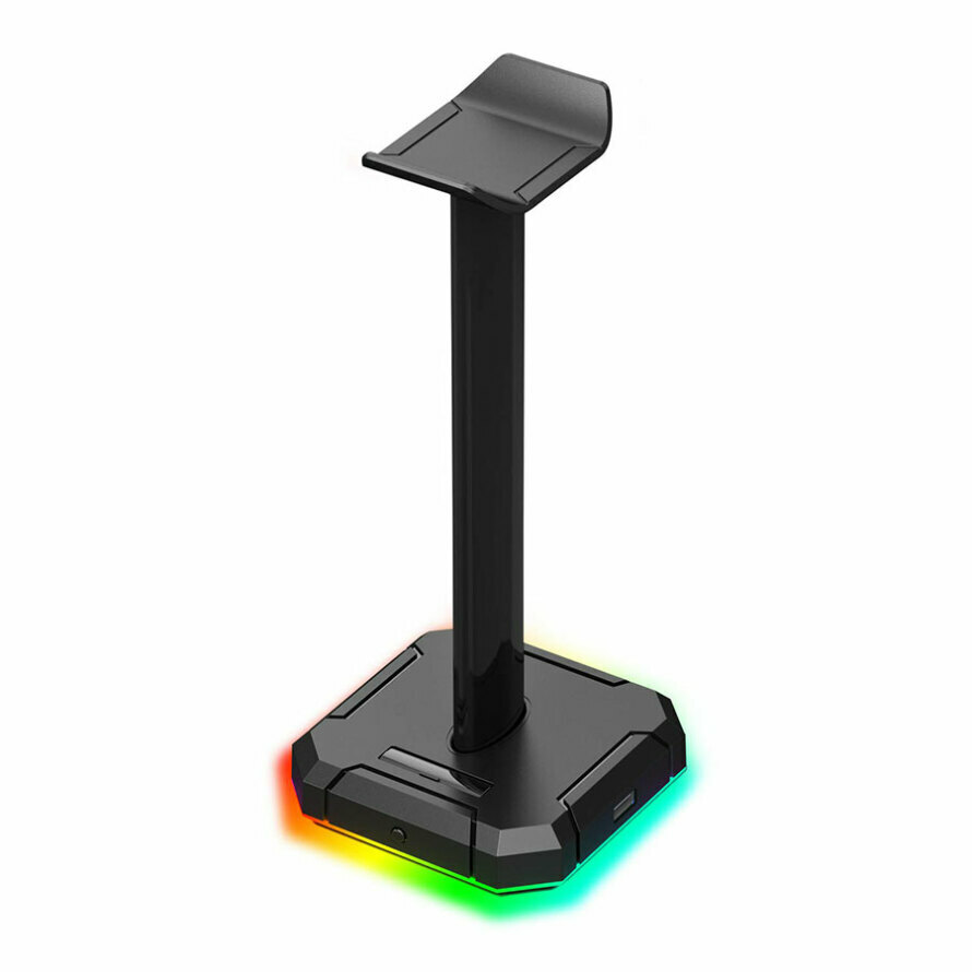 تصویر پایه نگهدارنده هدست ردراگون Scepter HA300 REDRAGON Scepter HA300 Headset Stand