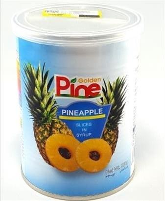 کمپوت آناناس گلدن پاین 3 کیلو
