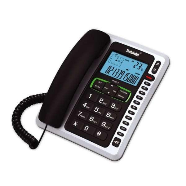 تصویر تلفن رومیزی تکنوتل مدل TF 6917