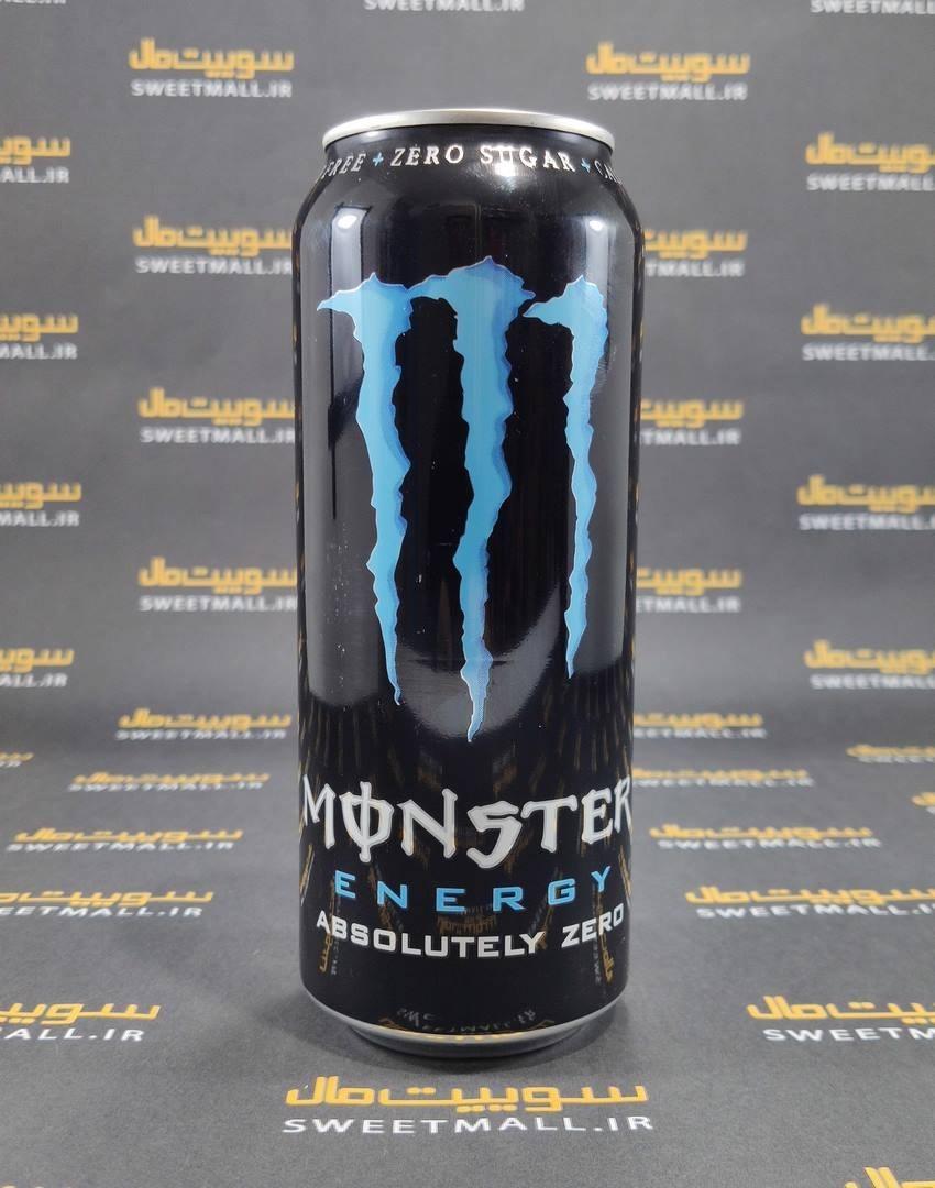 تصویر نوشیدنی انرژی زا مانستر 500 میلی لیترMonster