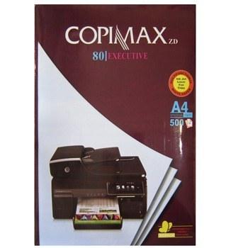 کاغذ ۸۰ گرمی کپی مکس سایز A4 – بسته ۵۰۰ عددی | Copimax 80gr Paper Size A4 Pack of 500