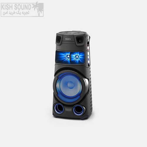 main images سیستم صوتی سونی مدل MHC-V73D Sony|MHC-V73D|High Power Audio System| with Bluetooth Technology