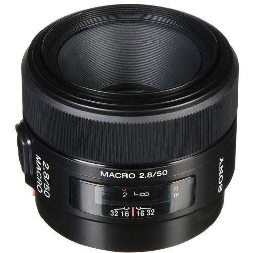 لنز سونی A مانت Sony 50mm f/2.8 Macro Lens for Sony A-Mount