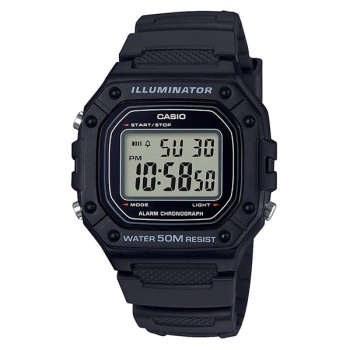 ساعت مچی دیجیتال مردانه کاسیو کد W-218H-1A