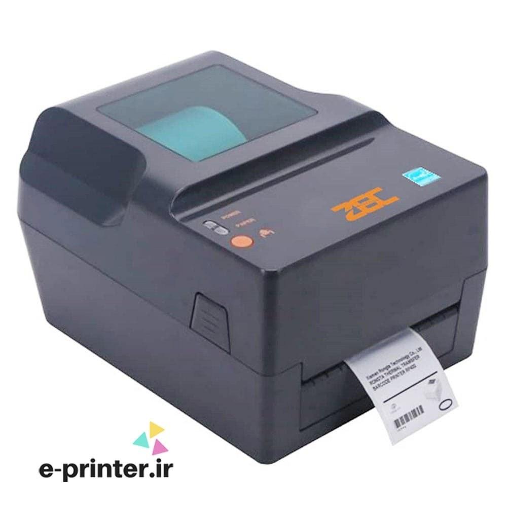 تصویر پرینتر لیبل زن مدل ZP400-E زد ای سی ZP400-E ZEC label printer