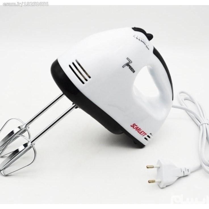 تصویر همزن برقی اسکارلت مدل HE-133 hand mixer Scarlett HE-133