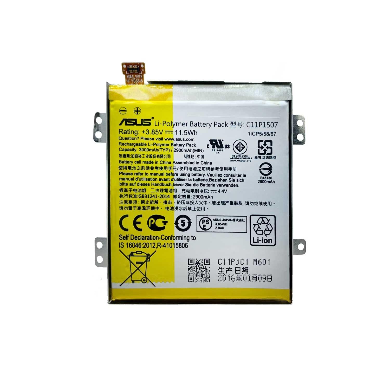 تصویر باتری موبایل ایسوس ASUS zenfone Zoom با کد فنی C11P1507