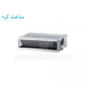 تصویر داکت اسپلیت اینورتر تکفاز ال جی 36000 مدل LG-Ab-w36gm1t1-1ph