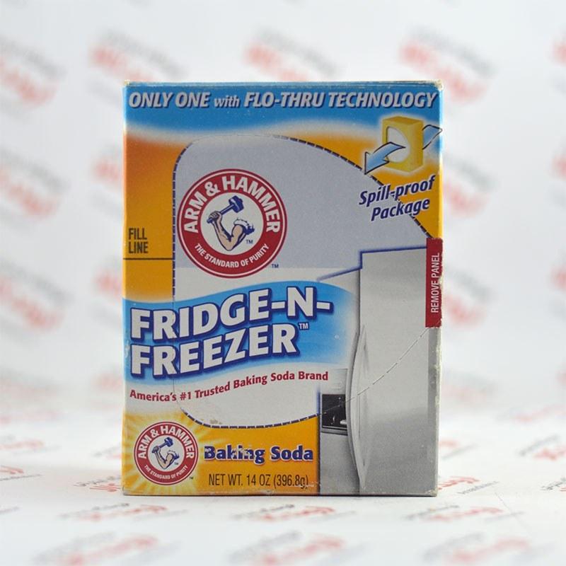 عکس بوگیر یخچال Arm & Hammer مدل Fridge-N-Freezer  بوگیر-یخچال-arm-and-hammer-مدل-fridge-n-freezer