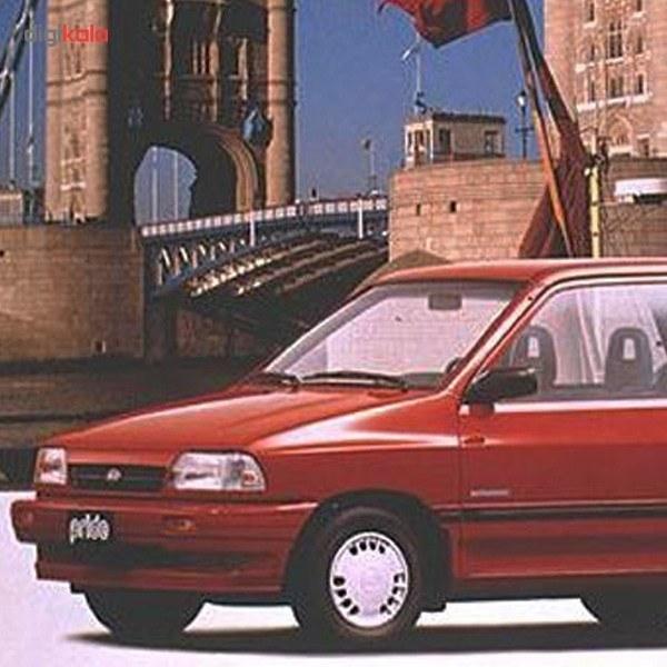 img خودرو کیا Pride هاچ بک دنده ای سال 1987