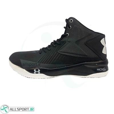 کفش بسکتبال آندر آرمور مشکی Under Armour