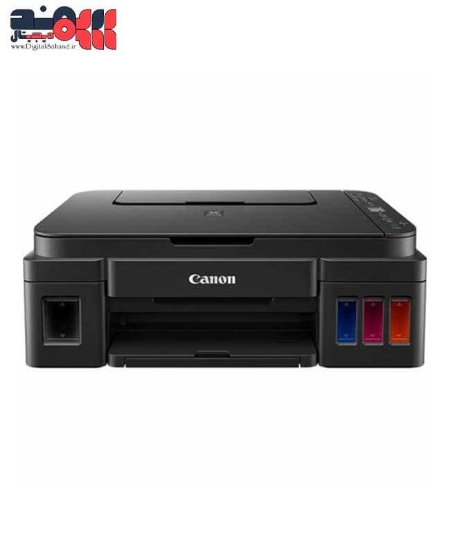 تصویر پرینتر جوهرافشان کانن مدل PIXMA G1410 Canon PIXMA G1410 Inkjet Printer