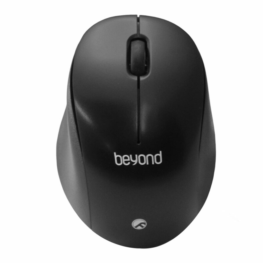 تصویر موس بی سیم بیاند BM-1349 RF Beyond BM-1349 RF Wireless Optical Mouse