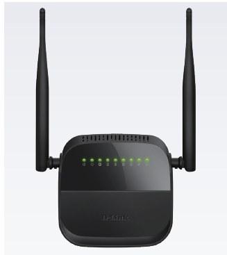تصویر Dlink  DSL-124 Wireless N300 ADSL2+ Modem Router Dlink  DSL-124 Wireless N300 ADSL2+ Modem Router