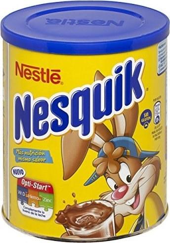 تصویر پودر کاکائو نسکوئیک نستله 400گرم قوطی Nestle Nesquik