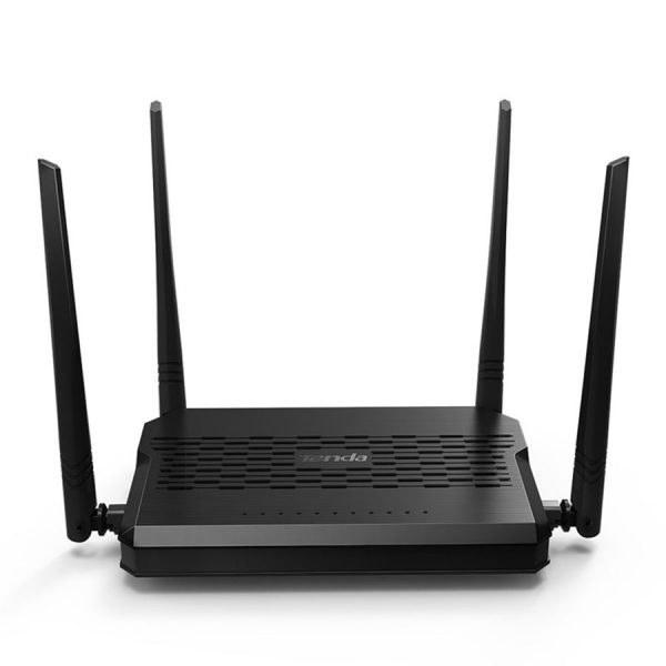 تصویر مودم روتر +ADSL2 بیسیم N300 تندا مدل D305