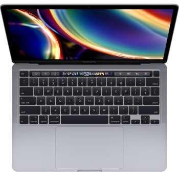 لپ تاپ 13 اینچی اپل مدل MacBook Pro MWP42 2020 Core i5 10th همراه با تاچ بار