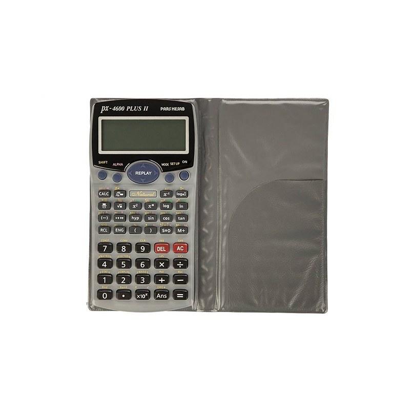 ماشین حساب مدل PX-4600plus Ll پارس حساب