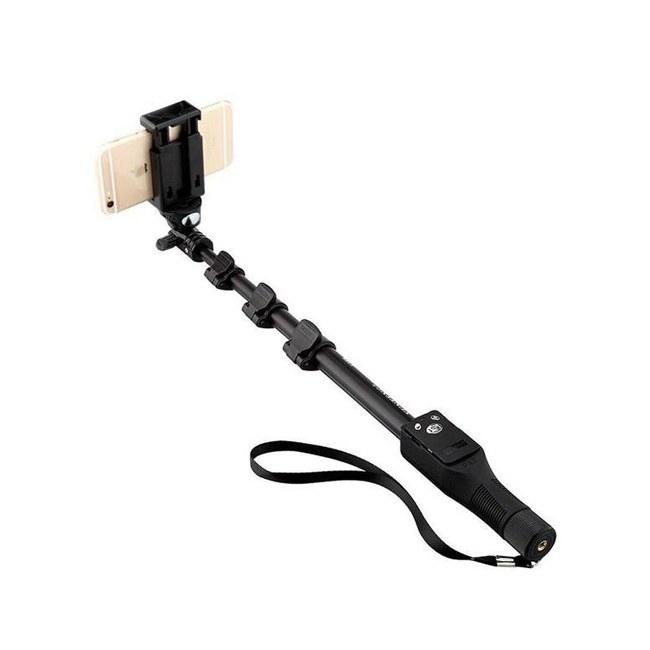 تصویر مونوپاد یانتنگ مدل YT-1288 ا Yunteng YT-1288 Selfie Stick Monopod Yunteng YT-1288 Selfie Stick Monopod