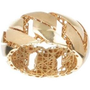 انگشتر طلا 18 عیار زنانه کانیار گالری کد 1527 |