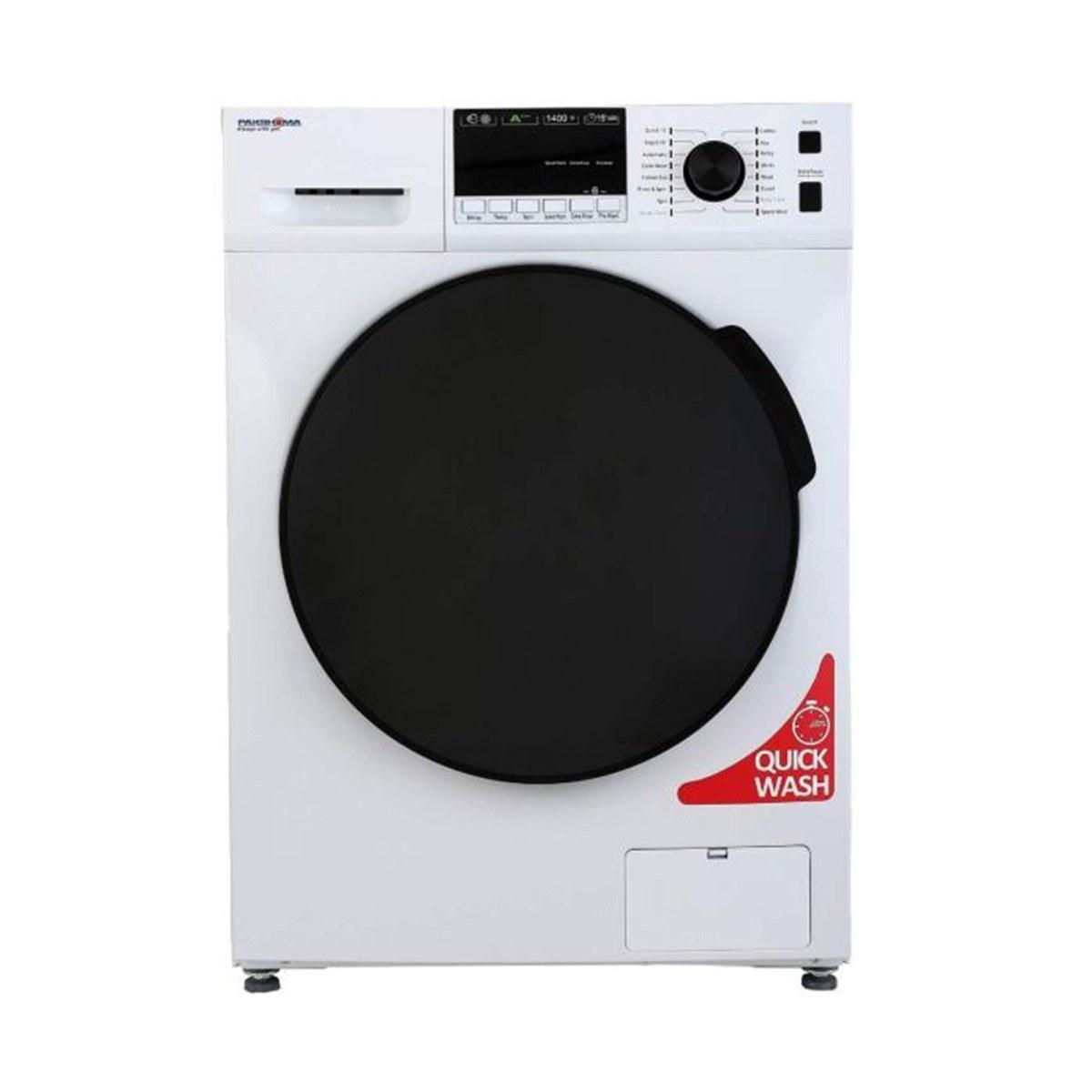 تصویر ماشین لباسشوی پاکشوما مدل TFU-74401 Pakshoma automatic washing machine model TFU-74401