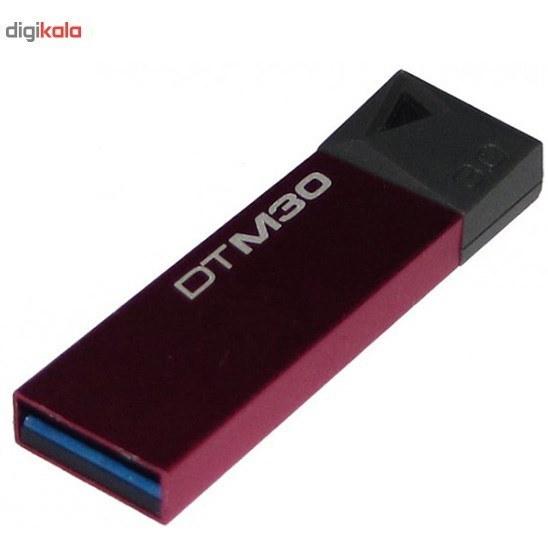 img فلش مموری کینگستون مدل Mini 3.0 DTM30 ظرفیت 16 گیگابایت Kingston DataTraveler Mini 3.0 DTM30 USB 3.0 Flash Memory - 16GB