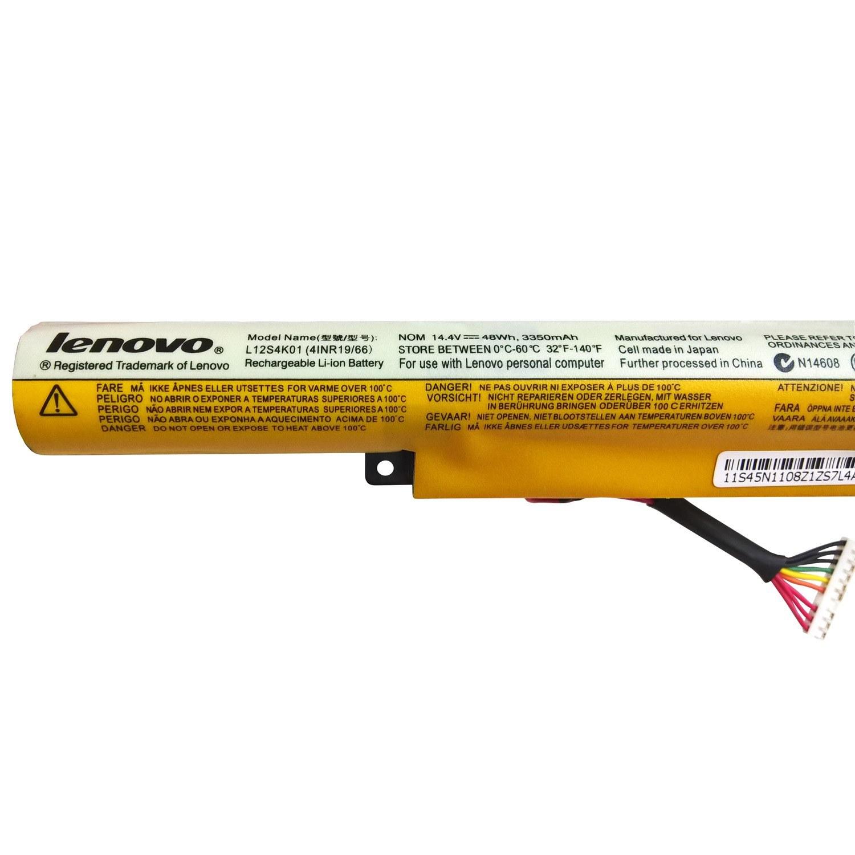 تصویر باتری اورجینال لپ تاپ لنوو Lenovo Z510 Lenovo Z510 Original Battery