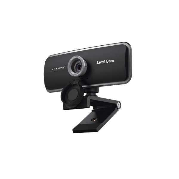 تصویر Creative Live Cam SYNC Webcam وب کم کریتیو مدل Live Cam SYNC