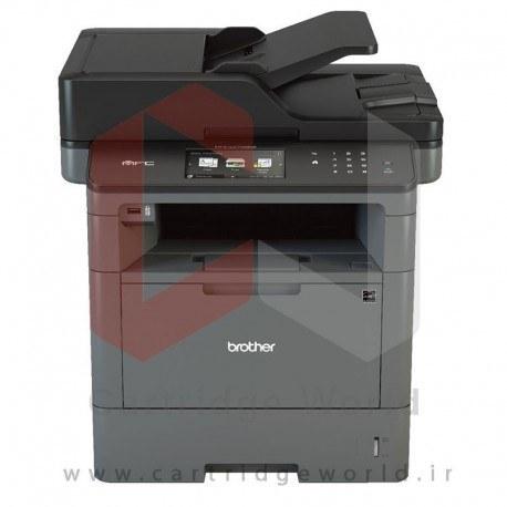 تصویر پرینتر لیزری چندکاره مدل MFC-L5755DW  برادر Brother MFC-L5755DW multifunction laser printer