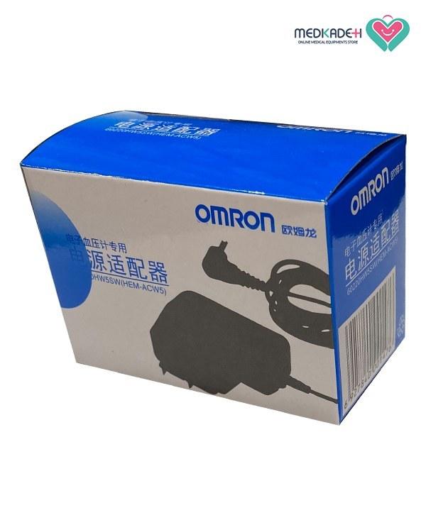 عکس آداپتور ۶ ولت ۵۰۰ میلی آمپر امرن مدل Adapter omron-adapter-s اداپتور-6-ولت-500-میلی-امپر-امرن-مدل-adapter