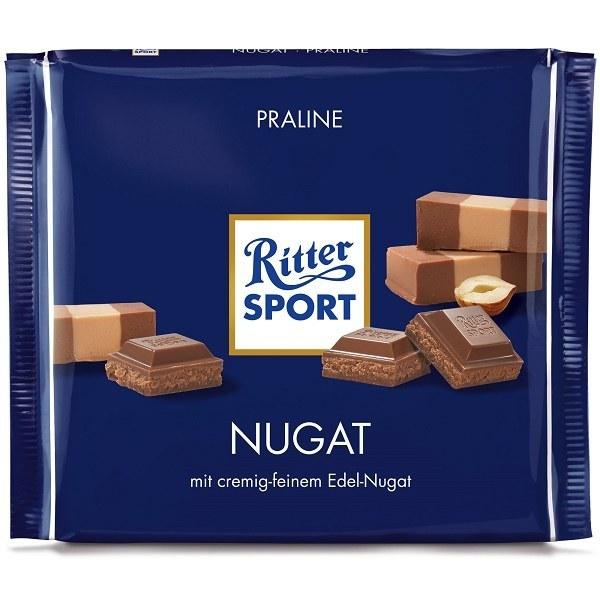 تصویر شکلات ریتر اسپرت ۱۰۰ گرم (کلیه طعم ها)