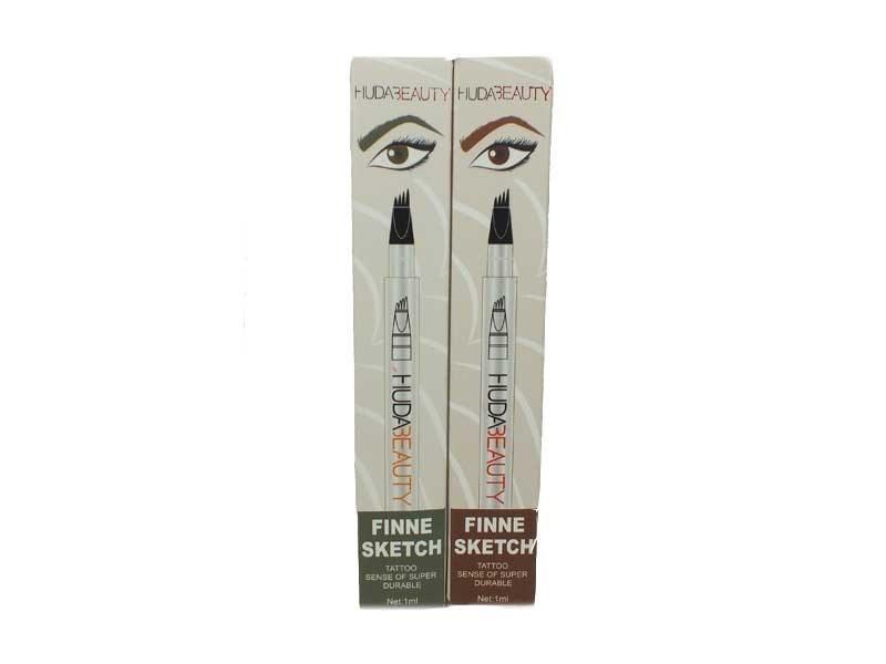 تصویر هاشور ابرو 4 خط هدی بیوتی Hashour Eyebrow 4 Line Hoda Beauty