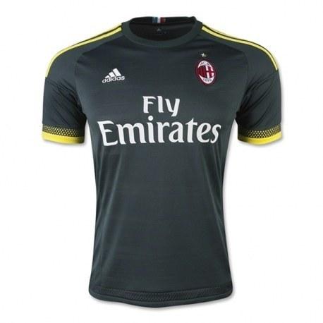 پیراهن سوم اث میلان Ac Milan 2015-16 Third Soccer Jersey