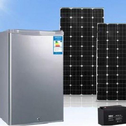 تصویر پکیج یخچال خورشیدی