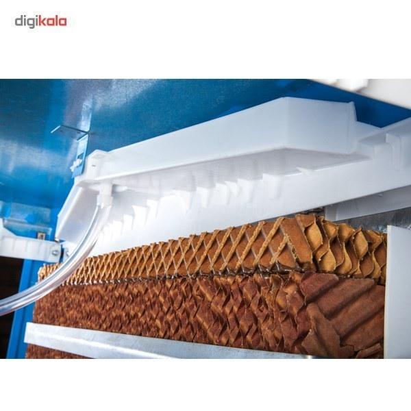 img کولر آبی سلولزی انرژی سری پالا مدل EC0750 با ترموستات Energy Pala EC0750 Evaporative Cooler