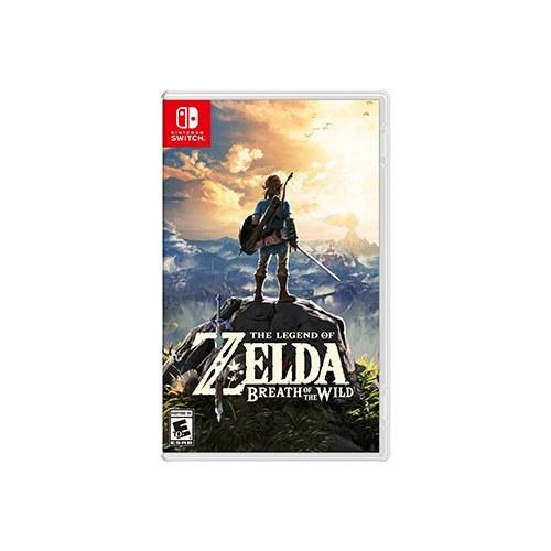 تصویر The Legend of Zelda: Breath of the Wild - Nintendo Switch