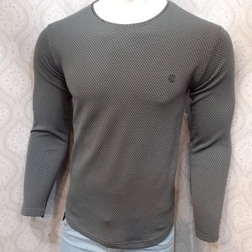 تی شرت مردانه آستین بلند dior