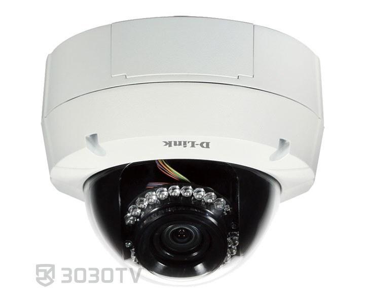 تصویر دوربین مداربسته تحت شبکه دام دی لینک مدل DCS-6513