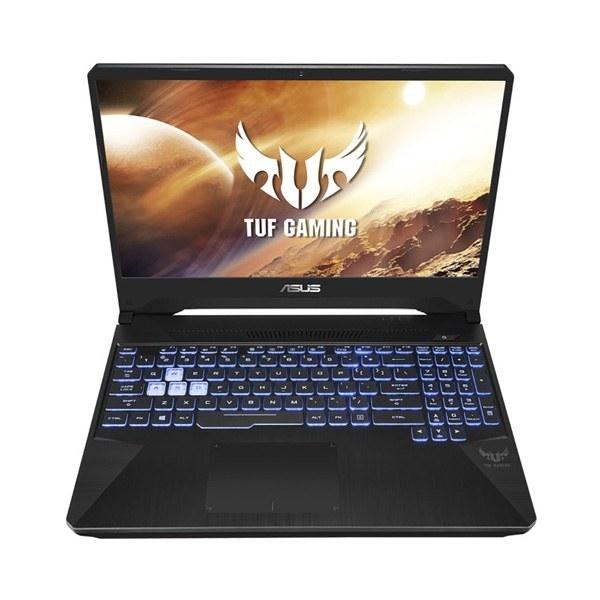 تصویر لپ تاپ ایسوس TUF Gaming FX505DT Ryzen7 3750H/16GB/1TB+512GB/4GB ASUS TUF Gaming FX505DT Ryzen7-3750H/16GB/1TB+512GB/4GB SSD FHD Laptop