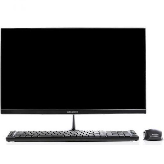 تصویر کامپیوتر بدون کیس گرین مدل GPiO Q۸۱۰۰۰ با پردازنده پنتیوم Green GPiO Q81000 G4400 8GB 1TB Intel All-in-One PC