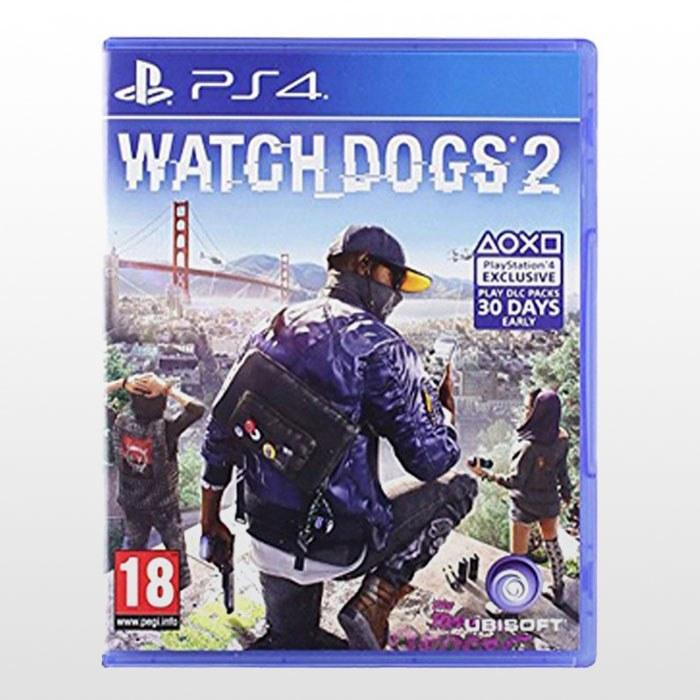 بازی Watch Dogs 2 برای کنسول پلی استیشن 4