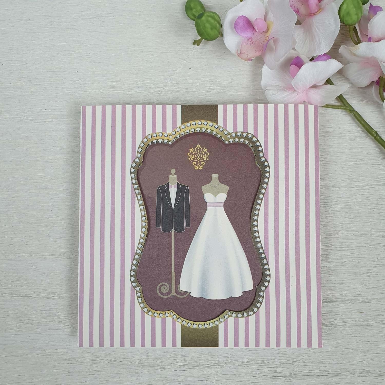 تصویر کارت عروسی کد ۲۰۴۳