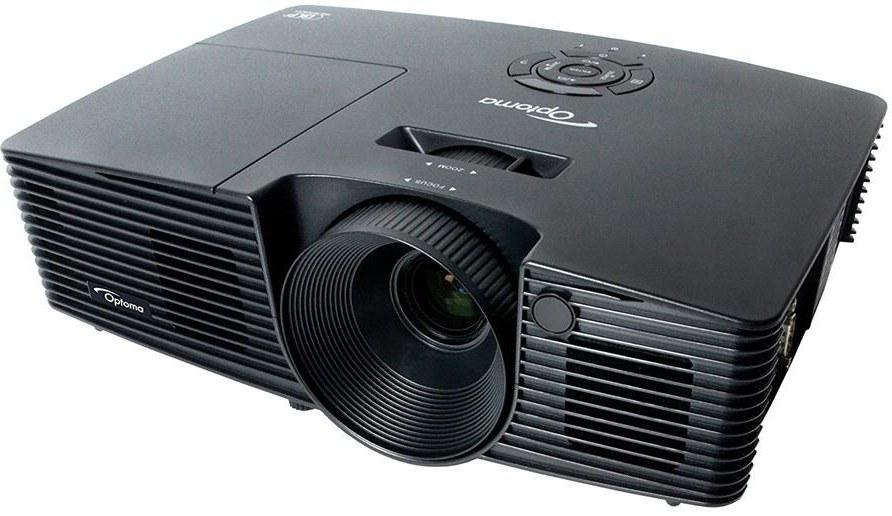 تصویر ویدئو پروژکتور اپتوما مدل دی دبلیو 333 ویدئو پروژکتور اپتما DW333 Full 3D WXGA Multimedia DLP Projector
