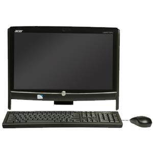 تصویر کامپیوتر آماده ایسر با پردازنده پنتیوم و با صفحه نمایش لمسی Acer Veriton-Z2611G-G630-2GB-500GB-Intel-Touch
